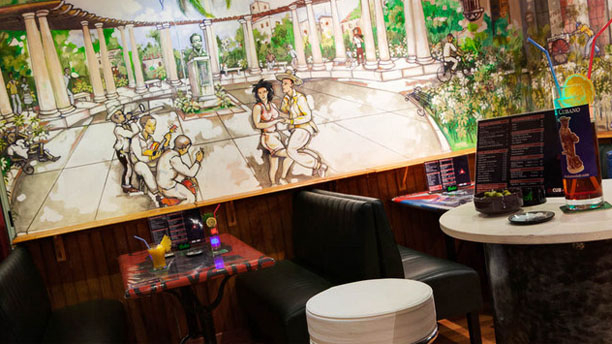 restaurant cubain toulouse. Black Bedroom Furniture Sets. Home Design Ideas