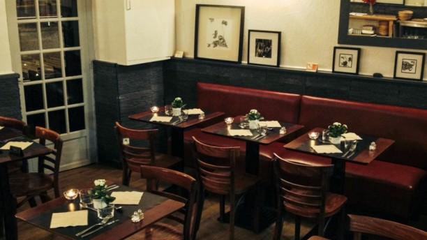 restaurant aux petits fr res toulouse. Black Bedroom Furniture Sets. Home Design Ideas