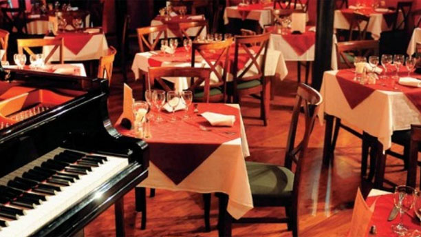 restaurant Rest'Ô Jazz