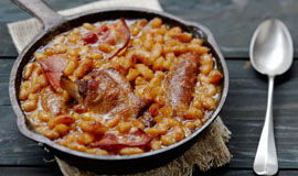 Restaurant cassoulet